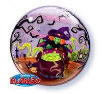 Halloween Witch Bubble / Bouquet
