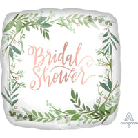 Bridal Shower Love & Leaves