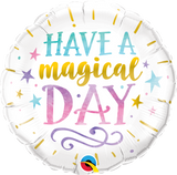 'Have a Magical Day' Balloon
