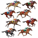 Race Horse Wall Decorations