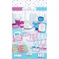 Gender Reveal | Table Decorations Kit