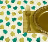 Palm Leaves Foil | Scatters | 48Pcs