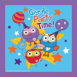 Giggle and Hoot Napkins Lunch Pk16