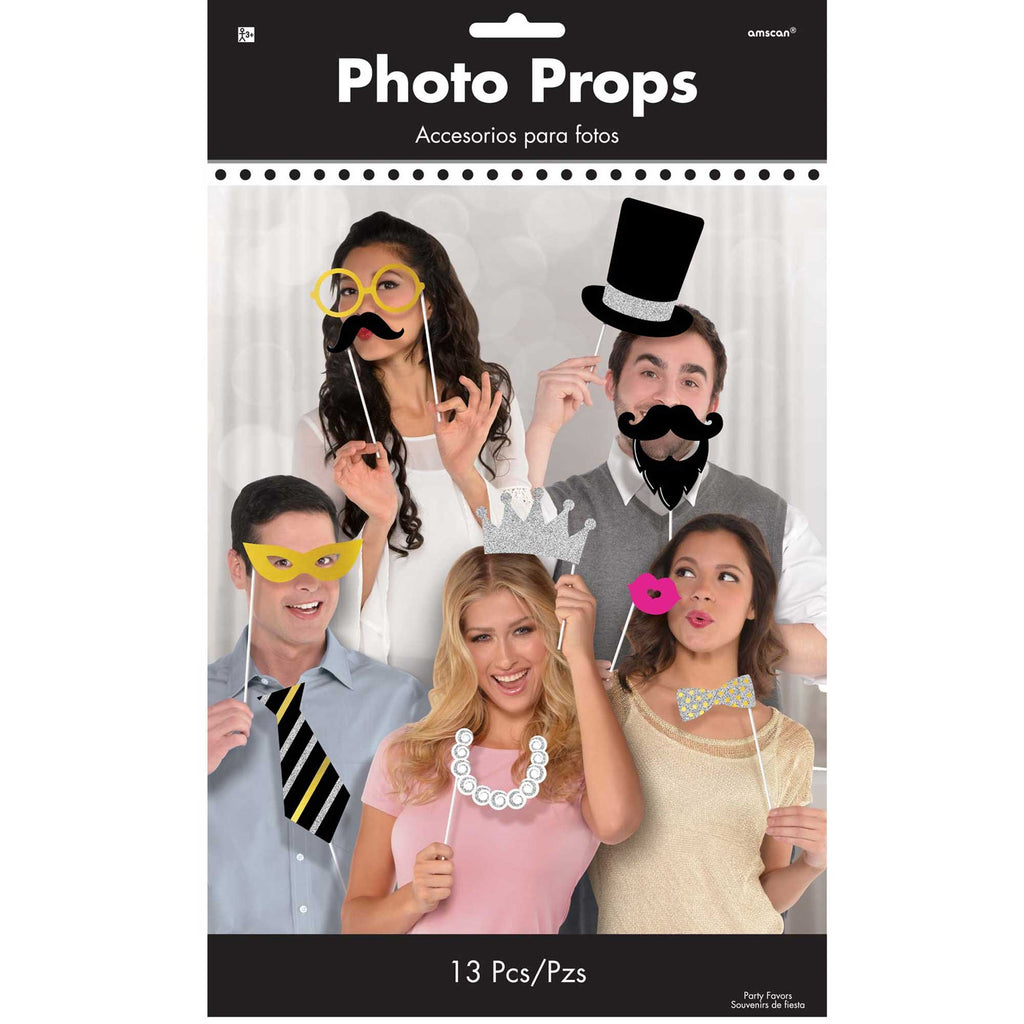 Fancy Photo Props - Photo Booth Props