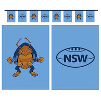 State of Origin NSW Flag Banner