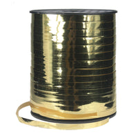 Gold Metallic Curling Ribbon