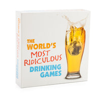 Drinking Games - World Most Ridiculous Drinking Games