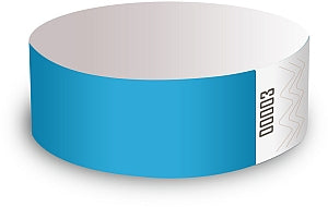 Blue Wristbands - Packet of 50