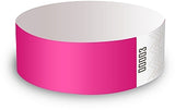 Neon Pink Wristbands - Packet of 10