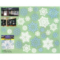 Cutouts Snowflakes Value Pack of 30