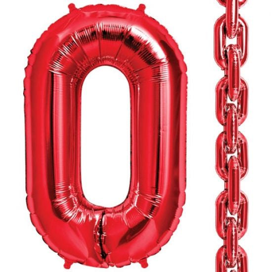 Link Balloons - Decor Link Red