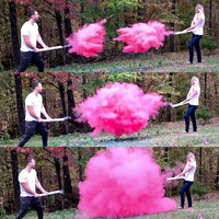 Gender Reveal Powder Cannon - Pink