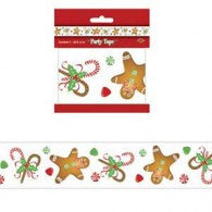 Party Tape Gingerbread
