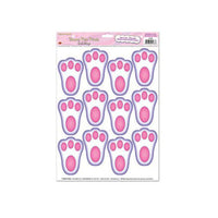 Easter Bunny Paws Sticker
