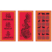 Chinese New Year Cultural Cutouts