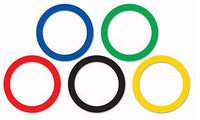 Olympic Rings Cutouts
