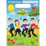 The Wiggles Party Bags Pk8