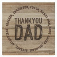Fathers Day Gift - Thank you