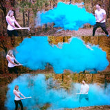 Gender Reveal Powder Cannon 60cm - Blue