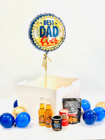 Fathers Day Balloon Surprise Box