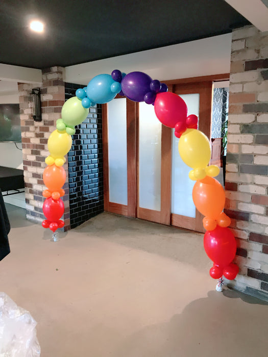 Link-O-Loon Arch ~10 Balloons