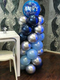 Small balloon Pillar - Choose for any occasion