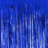 Back Drop | Blue Door Curtain | Foil