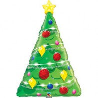 Christmas Tree Balloon