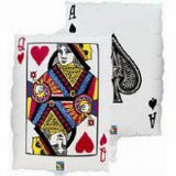 Queen of Hearts Card Balloon