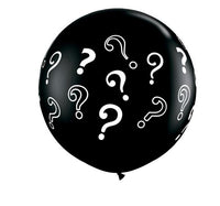 Gender Reveal Balloon with ?
