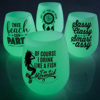 Glow-in-the-Dark Wine Cup - Party