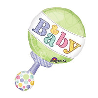 Baby Rattle Balloon
