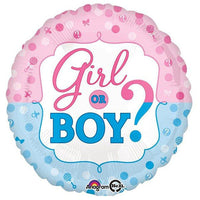 Boy or Girl Balloon