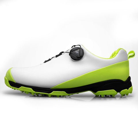 2019 Golf Shoes for Men Breathable Sports Sneakers Waterproof Golf Shoes Non Slip Mens Training Sneakers Golf Shoes for Male