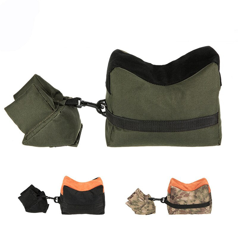 Tactical Gun Bag Military Airsoft Sniper Gun Carry Rifle Case Shooting Hunting Accessories Army Backpack Target Support Sandbag