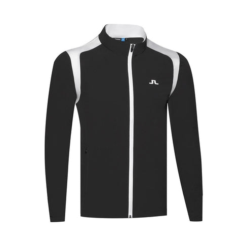 Cooyute New Golf clothes autumn winter long sleeve JL Golf Windshield in choice Leisure Cotton Golf jacket Free shipping