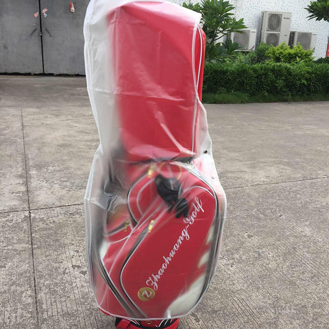 NEW FULL LENGTH LONGRIDGE GOLF BAG RAIN COVER  GOOD QUALITY Waterproof Dustproof