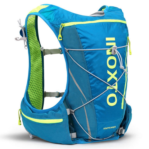Outdoor Running Bag Men Women 8L Marathon Hydration Vest Pack Water Bag 1L/1.5L/2L/3L Hiking Cycling Bags Trail Running Backpack