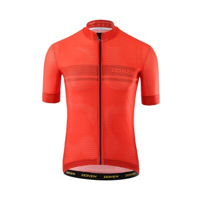Donen 2017 New Cycling Jersey male set High quality Short sleeve cycling sportswear Quick-drying Anti-sweat Cycling Clothing set