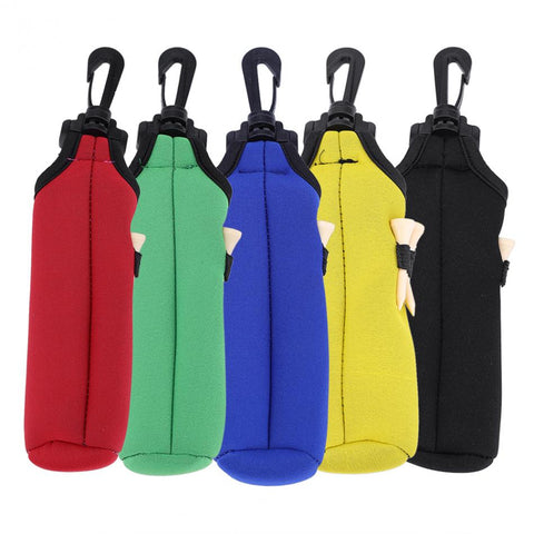 Outdoor Golf Ball Bag Holder Clip Utility Pouch Sports Portable Golf Accessories Set Golfing Accessories With Tees