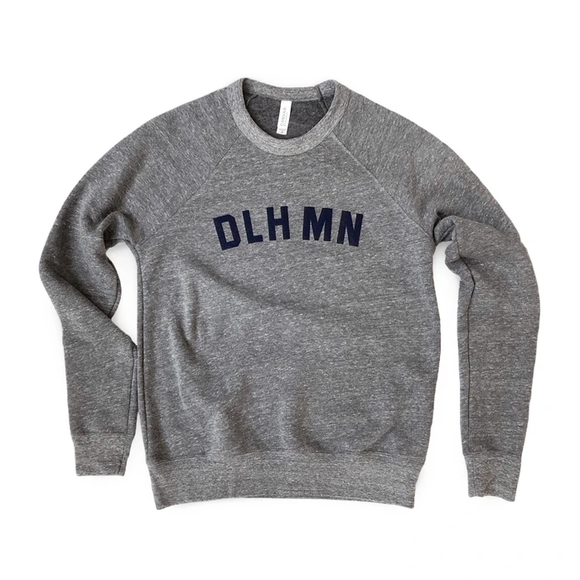 Men's DLH Crew Neck Sweatshirt