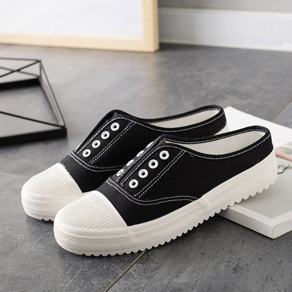Women Summer Casual Wedge Heel Sneakers