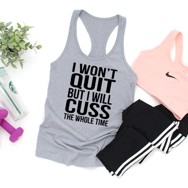 Women Casual Daily Tanks Vest