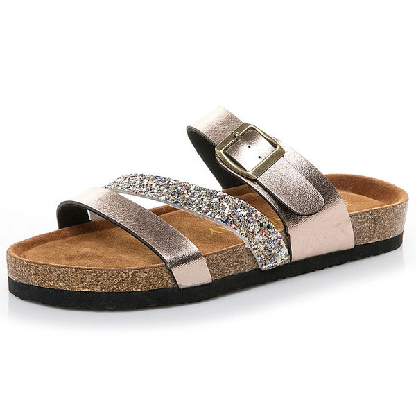 Summer Causal Flip-Flops Slipper Flat Slippers