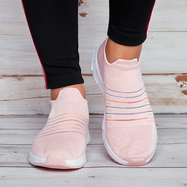 Women's Slip-On Athletic All Season Sneakers