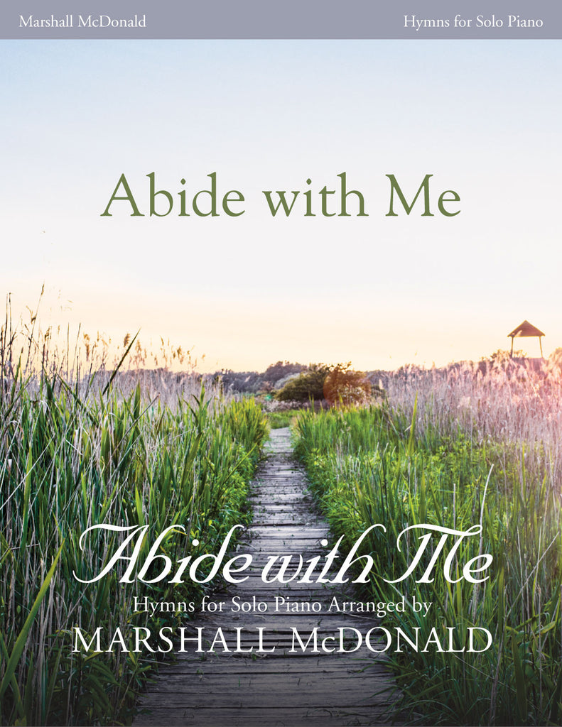 Abide with Me (piano)