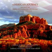 American Journey album cover