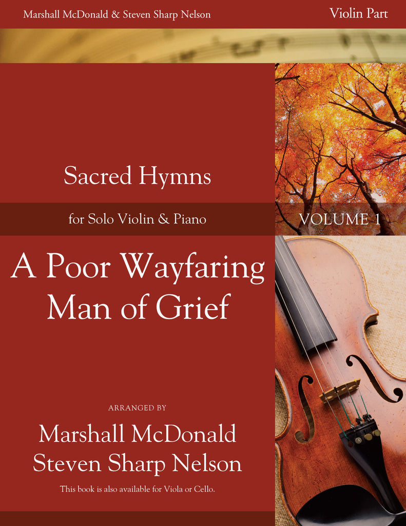 A Poor Wayfaring Man of Grief (violin)