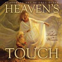 Heaven's Touch album cover
