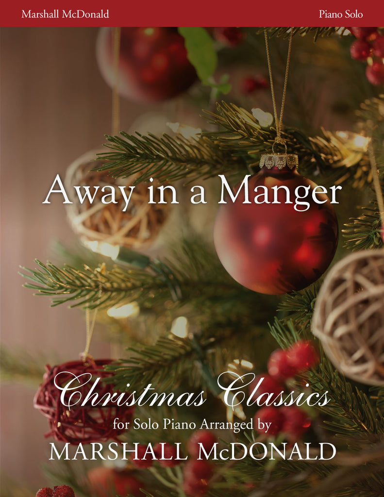 Away in a Manger (piano)